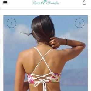 Swim - CUSTOM reversible plus size bikini